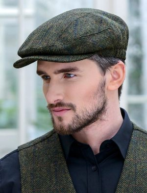 Green Mucros Kerry Hat