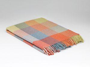 McNuttStarburst Check Blanket