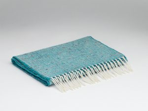 McNutt Donegal Peacock Scarf