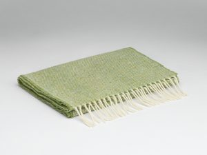 McNutt Donegal Lime Scarf