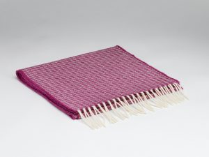 McNutt Oval Beetroot Scarf