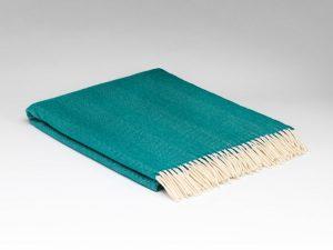 McNuttTropical Green Blanket