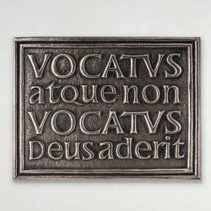 Wild Goose Vocatus Atque Non Vocatus Deus Aderit