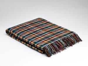 McNutt Marigold Blanket Throw
