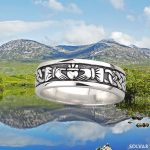 Click here to find out more on Wedding Bands from Skellig Gift Store