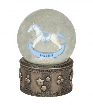 Genesis Rocking Horse Boy Globe SS021