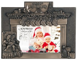 Genesis Christmas Fireplace Frame RR032