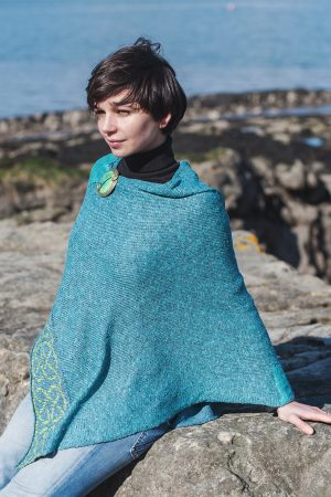 Bill Baber Atlantic Wallace Shawl