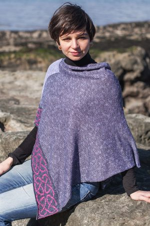 Bill Baber Urchin Wallace Shawl