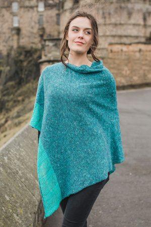 Bill Baber Donegal Wool Atlantic Cape