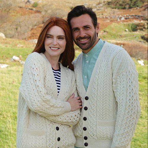 Click here to view more Aran Woolen Mills from Skellig Gift Store
