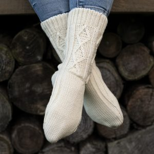 Aran Woollen Mills Irish Walking Socks