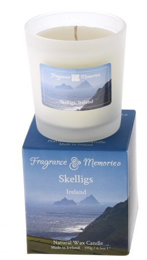 Skelligs Travel Candle 2.5oz
