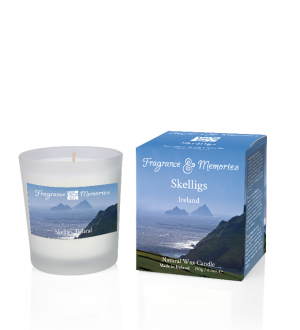 Skelligs Natural Wax Scented Candle 6.5oz
