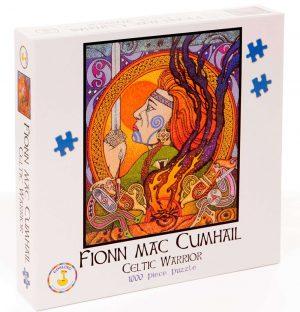 Fionn Mac Cumhail Jigsaw Puzzle