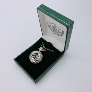 Mullingar Pewter Pendant Watch Trinity