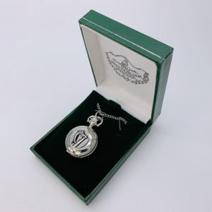Mullingar Pewter Pendant Watch Harp
