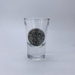 Mullingar Pewter Shot Glass