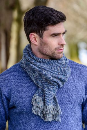 Mucros Donegal Wool Scarf