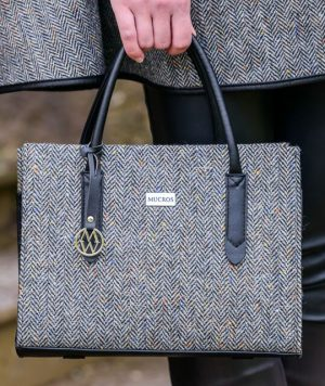 Mucros Gray Aoife Bag