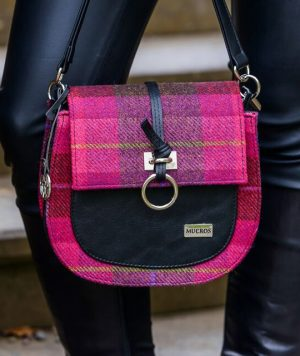 Mucros Pink Grace Bag