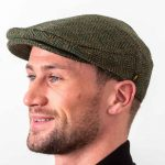 Click here to find out more on Donegal Tweed Flat Caps from Skellig Gift Store