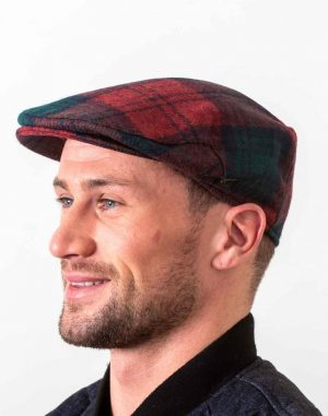 Irish Wool Lindsay Flat Cap