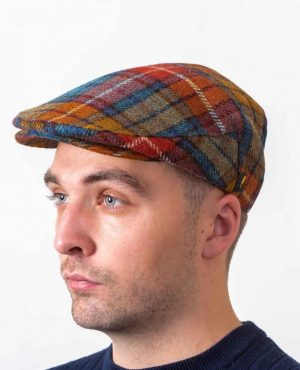 Antique Buchanan Flat Cap