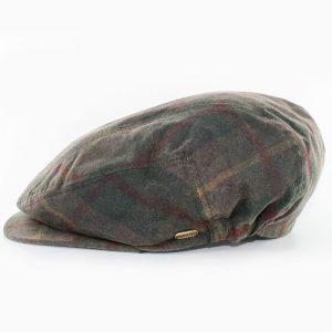 Kerry Wax Tartan Cap