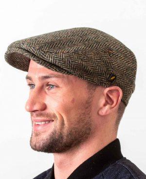 Hatman Dubliner Green Cap