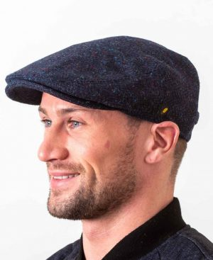 Dubliner Navy Irish Cap