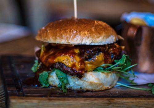 International Burger Day - Skellig Gift Store - Guinness burger