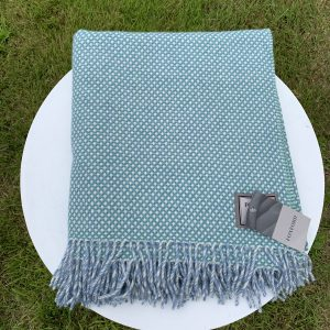 Foxford Merino Wool Throw