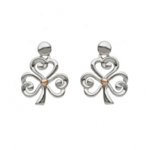 House of Lor Shamrock Earrings H30060