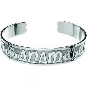 Mo Anam Cara Torc Large Heavy Bangle