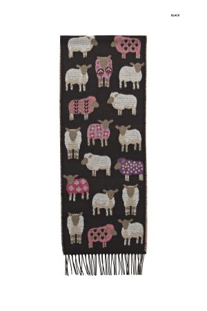 Jimmy Hourihan Sheep Scarfs