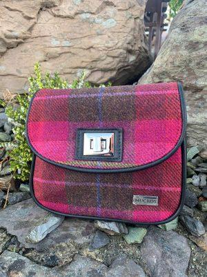 Mucros Pink Sarah Bag