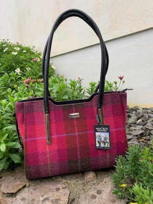 Mucros Check Brid Bag